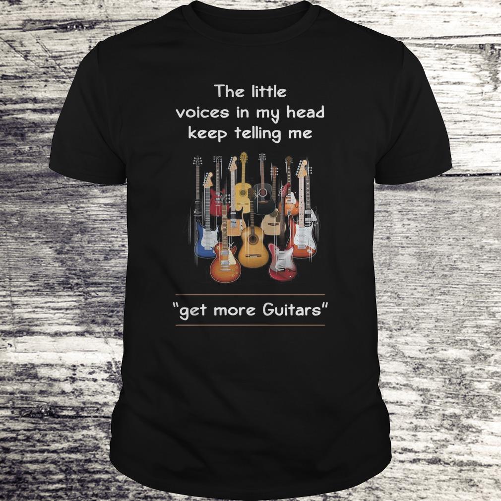 Get more Guitars shirt Classic Guys / Unisex Tee