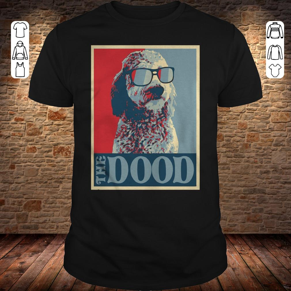 Goldendoodle The Dood shirt Classic Guys / Unisex Tee