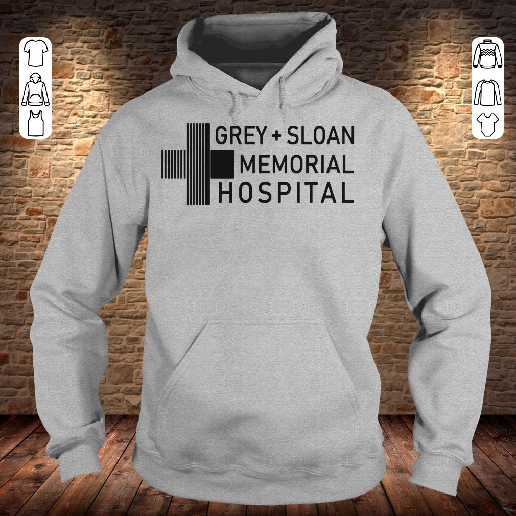 Grey sloan memorial hospital shirt, hoodie Hoodie