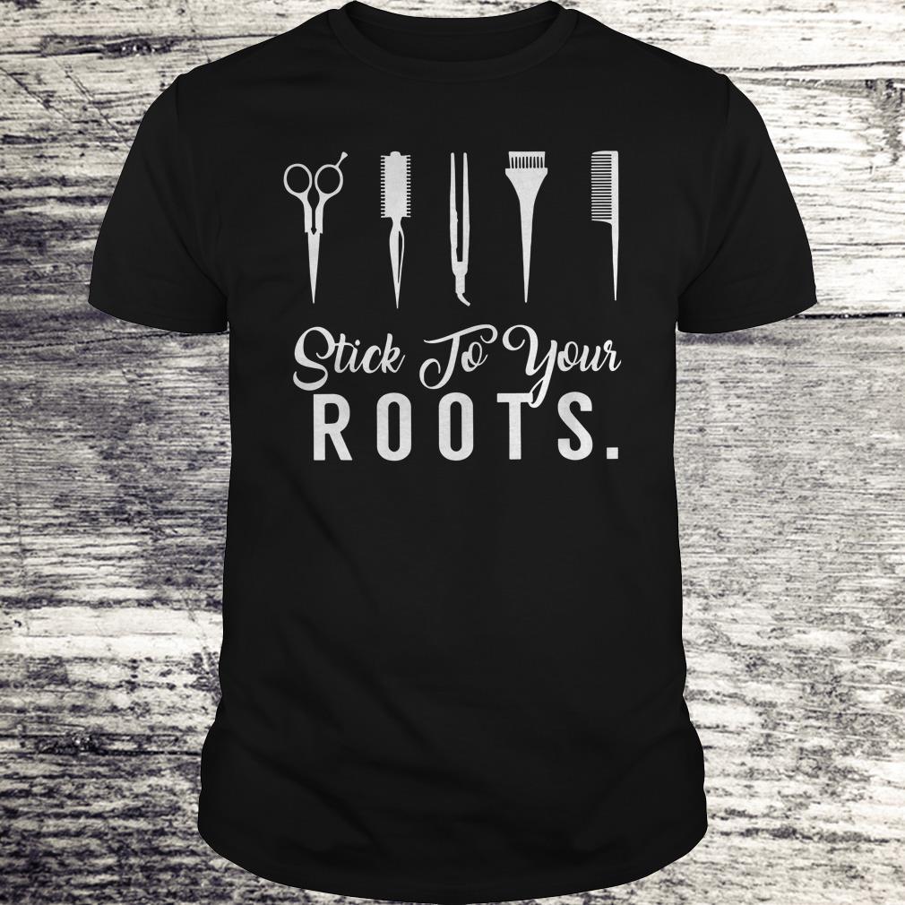 Hair Stylist shirt Classic Guys / Unisex Tee