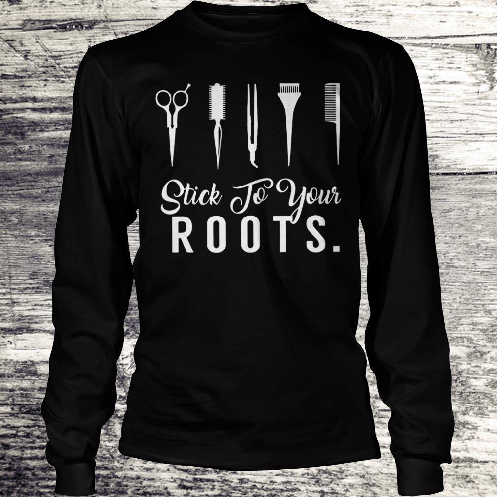 Hair Stylist shirt Longsleeve Tee Unisex