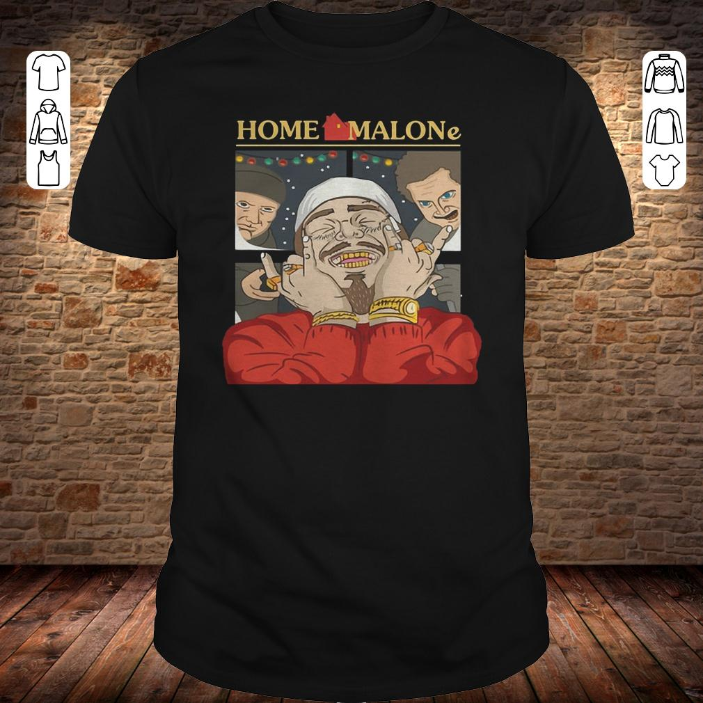Home Alone and Post Malone Mashup Classic Guys / Unisex Tee