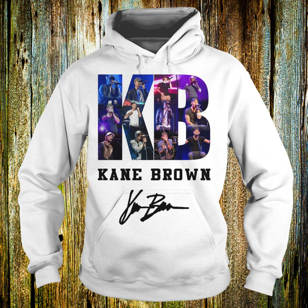 Kane Brown Signed Autograph shirt Hoodie
