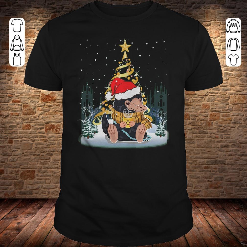 Niffler christmas tree shirt