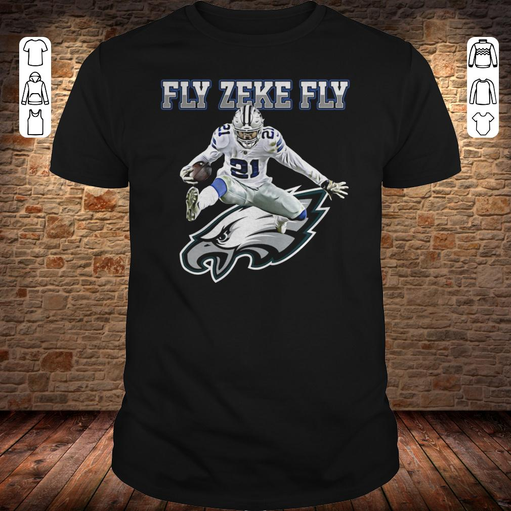 Philadelphia Eagles Fly Zeke Fly shirt