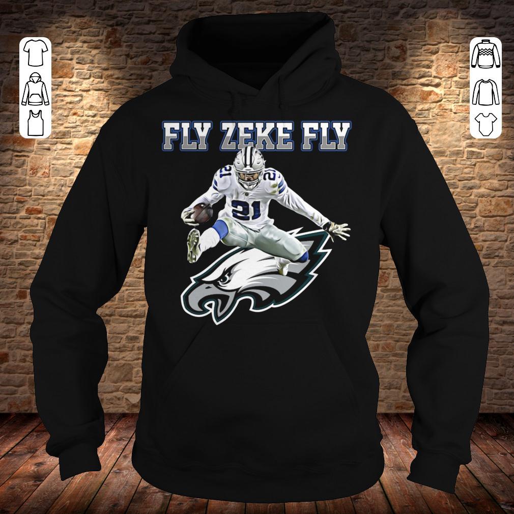 Philadelphia Eagles Fly Zeke Fly shirt Hoodie
