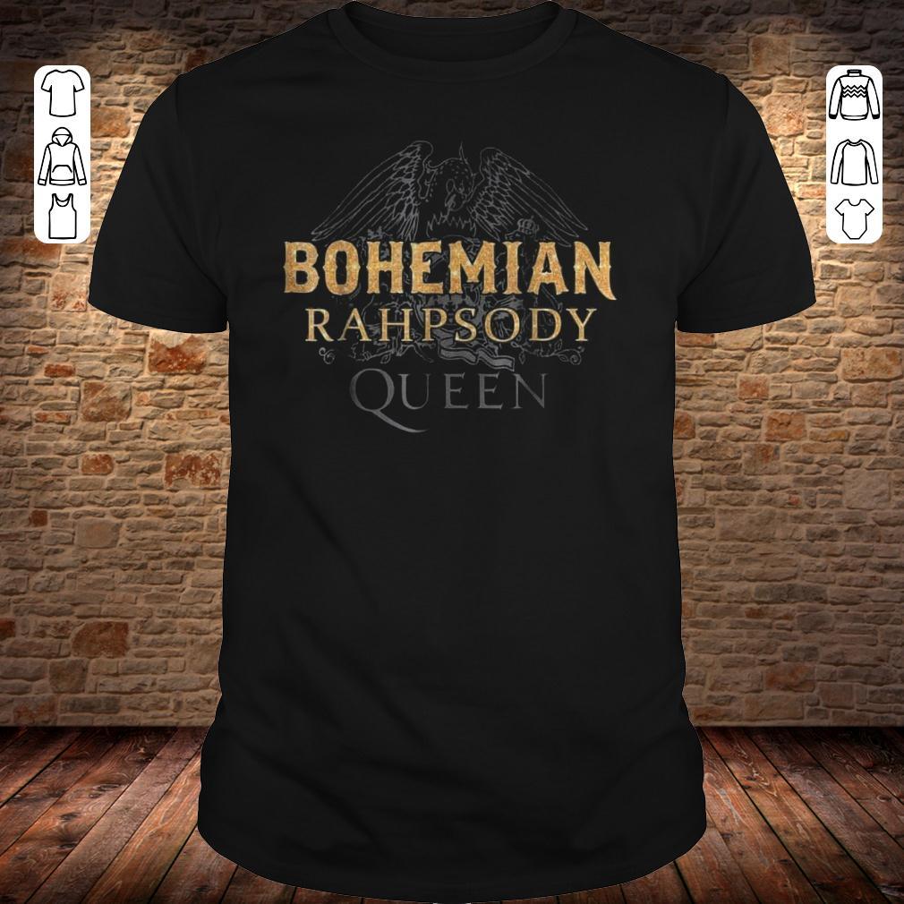 Queen Band Bohemian Rhapsody Royal shirt