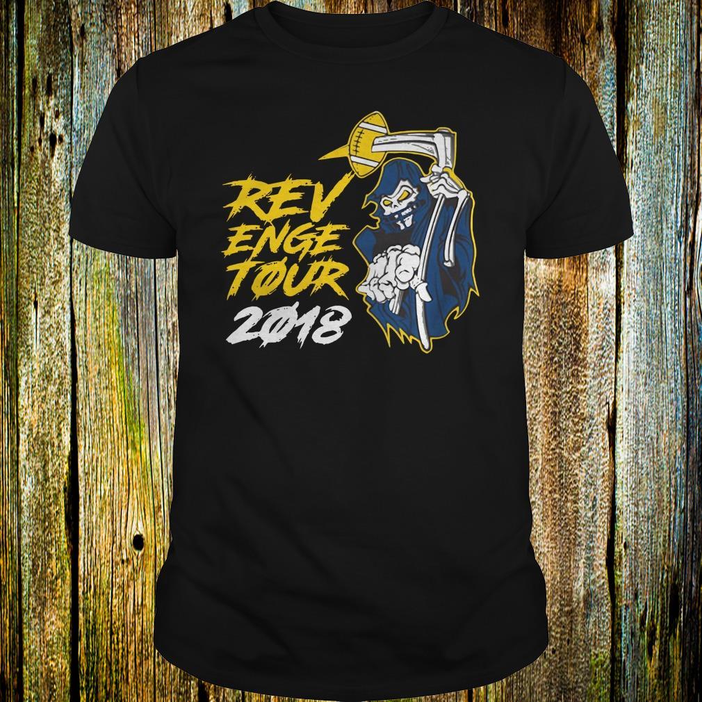 Revenge Tour 2018 shirt Classic Guys / Unisex Tee