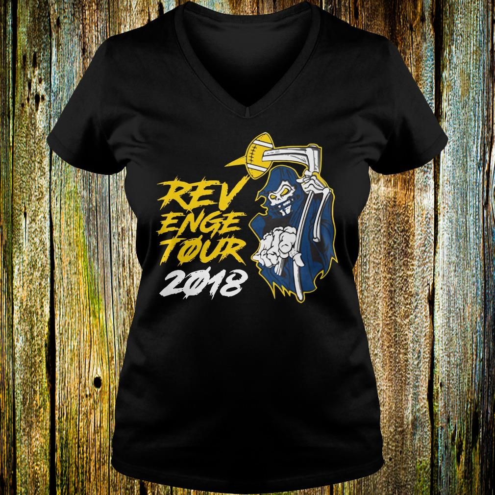 Revenge Tour 2018 shirt Ladies V-Neck