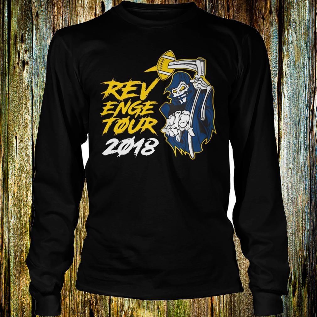 Revenge Tour 2018 shirt Longsleeve Tee Unisex