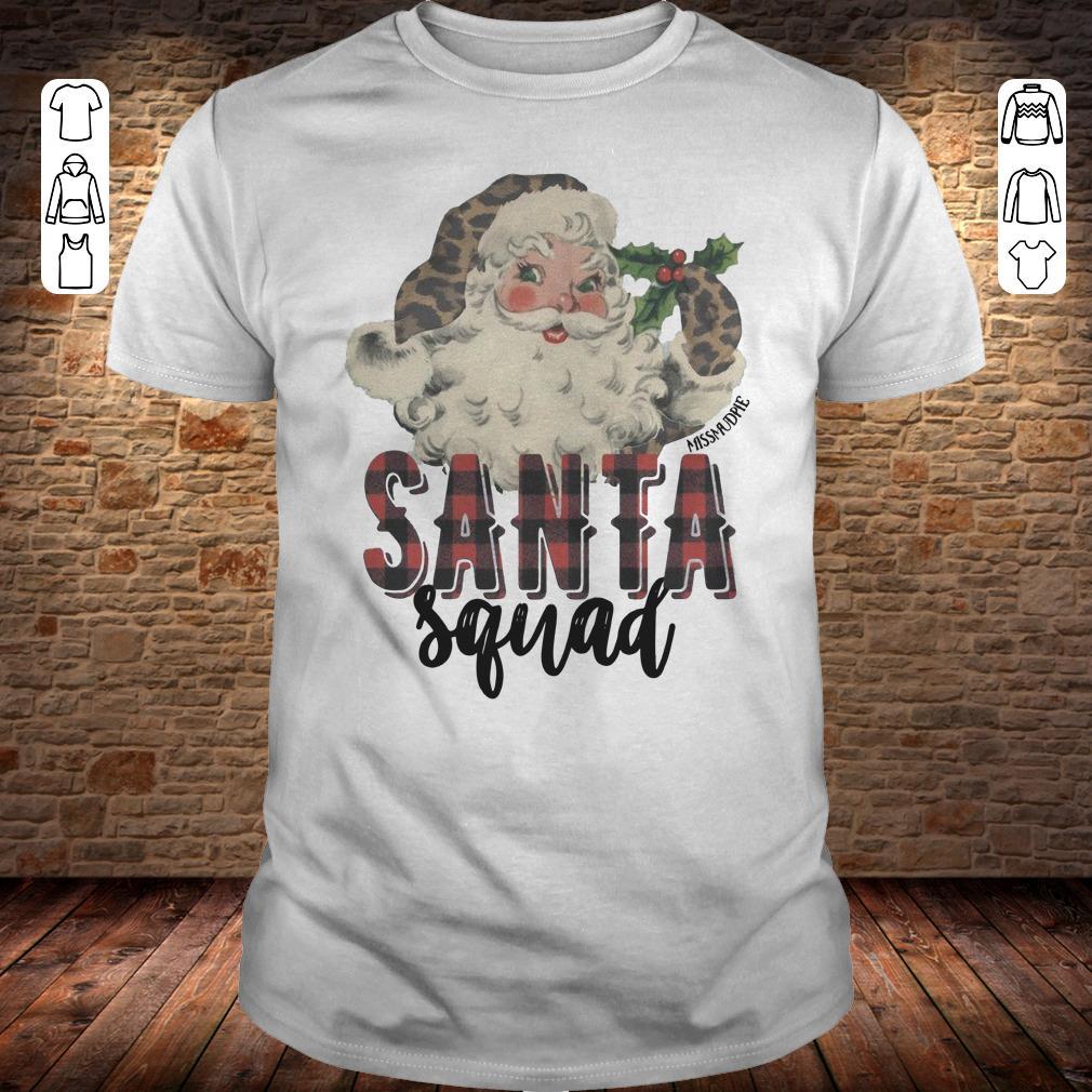 Santa Squad shirt Classic Guys / Unisex Tee