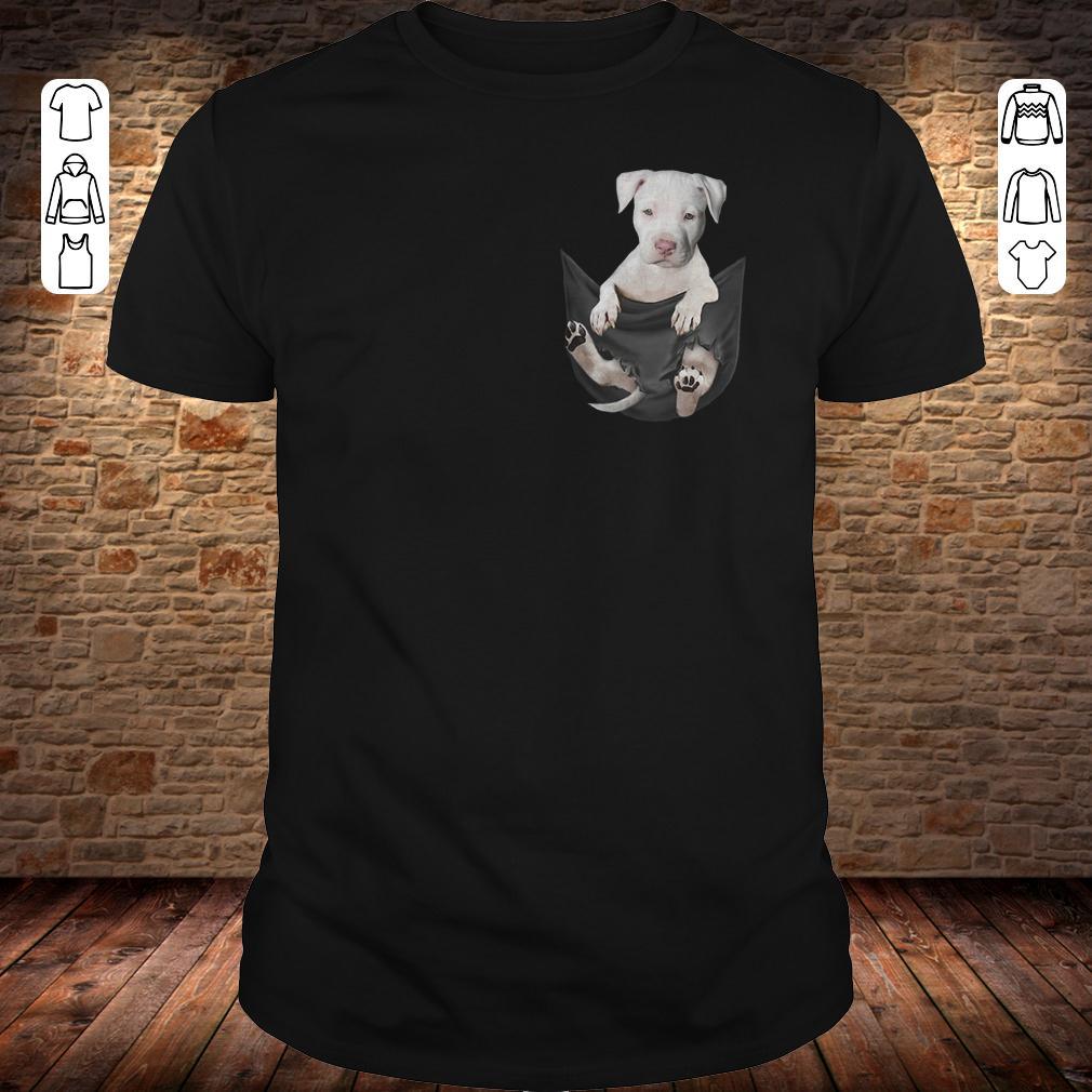 Staffordshire Bull Tiny Pocket shirt Classic Guys / Unisex Tee