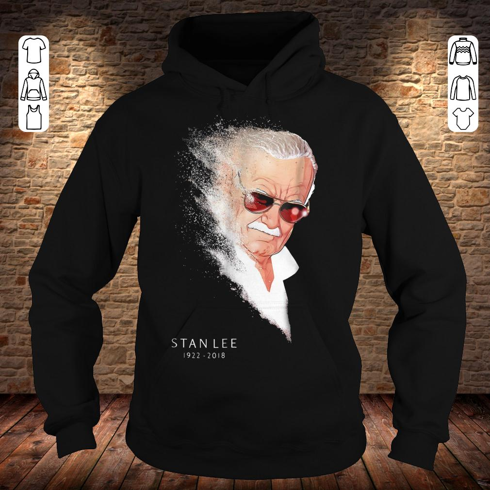 Stan Lee Infinity War Thanos Disintegration shirt Hoodie