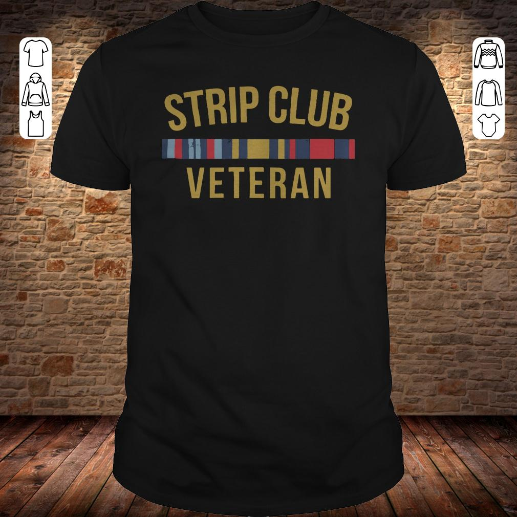 Strip club veteran shirt