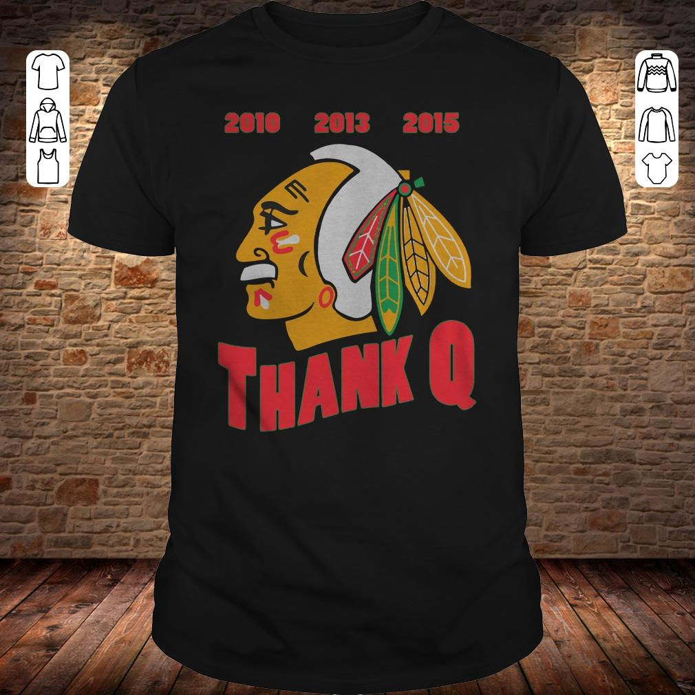 Thank you, Coach Q shirt