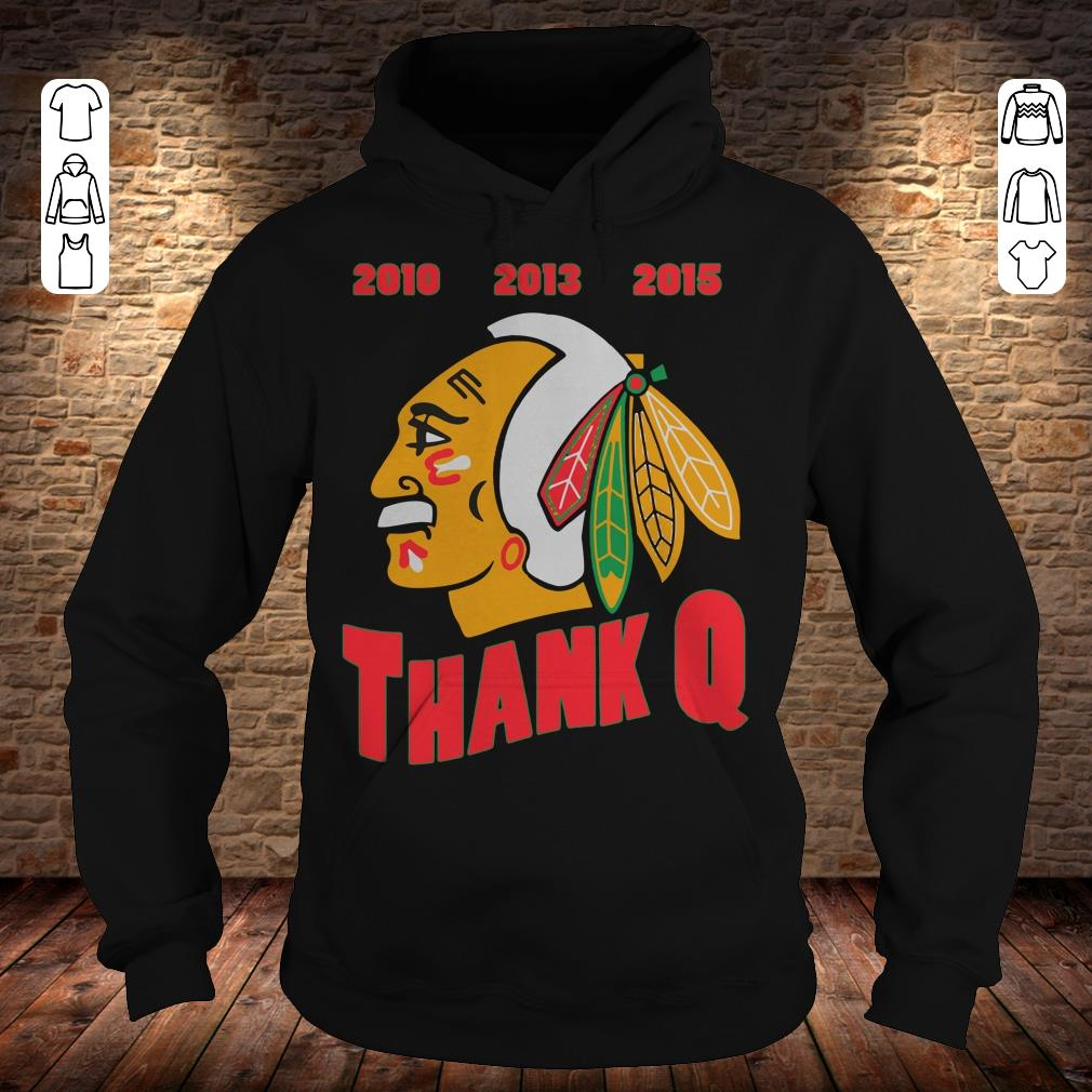 Thank you, Coach Q shirt Hoodie