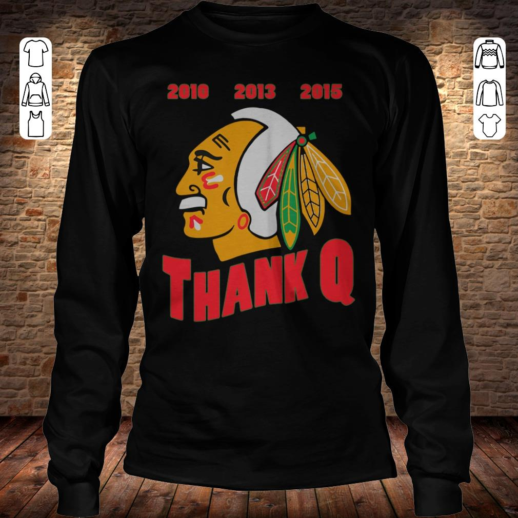 Thank you, Coach Q shirt Longsleeve Tee Unisex