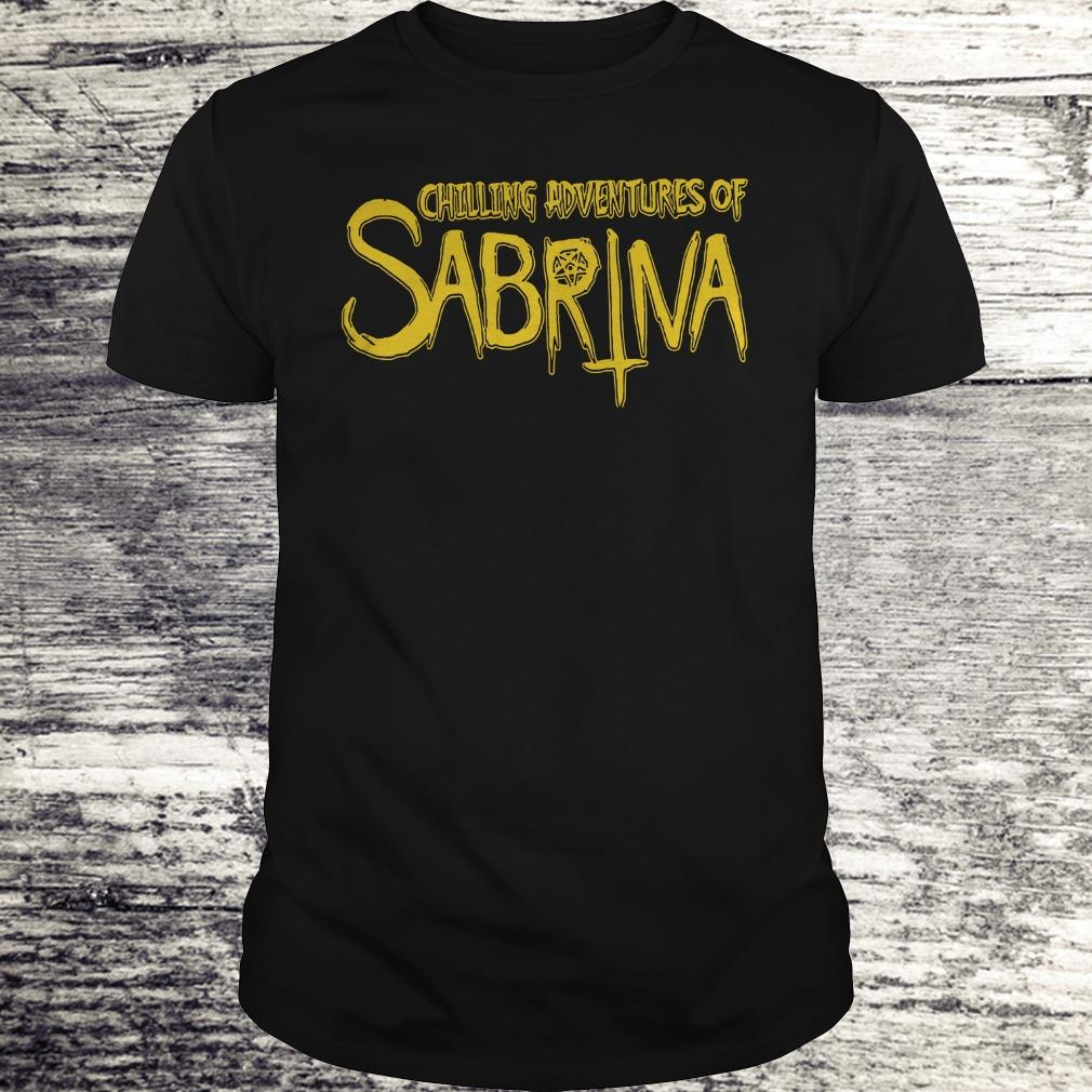 Top Chilling Adventures Of Sabrina shirt Classic Guys / Unisex Tee