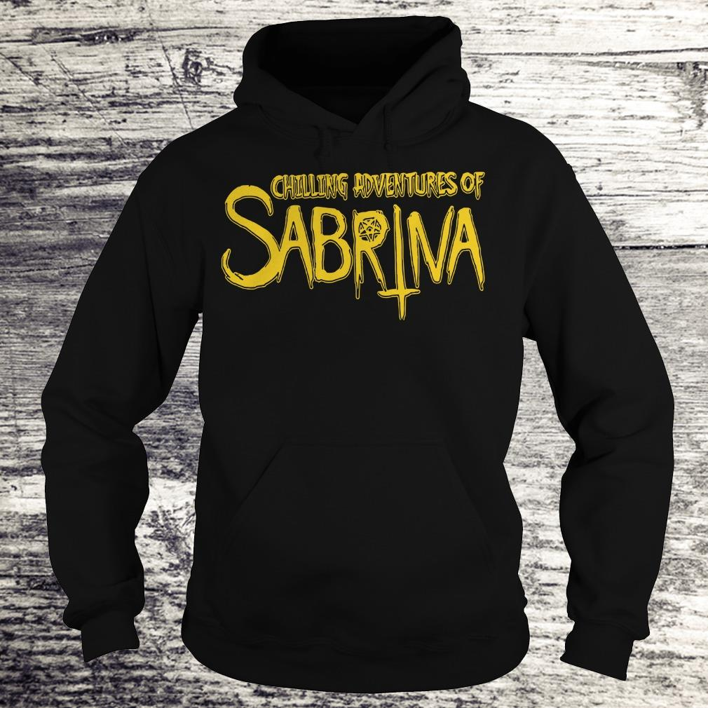 Top Chilling Adventures Of Sabrina shirt Hoodie