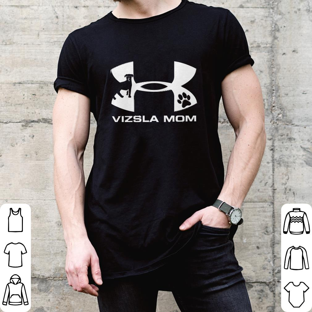 Under Armour Vizsla Mom shirt 1