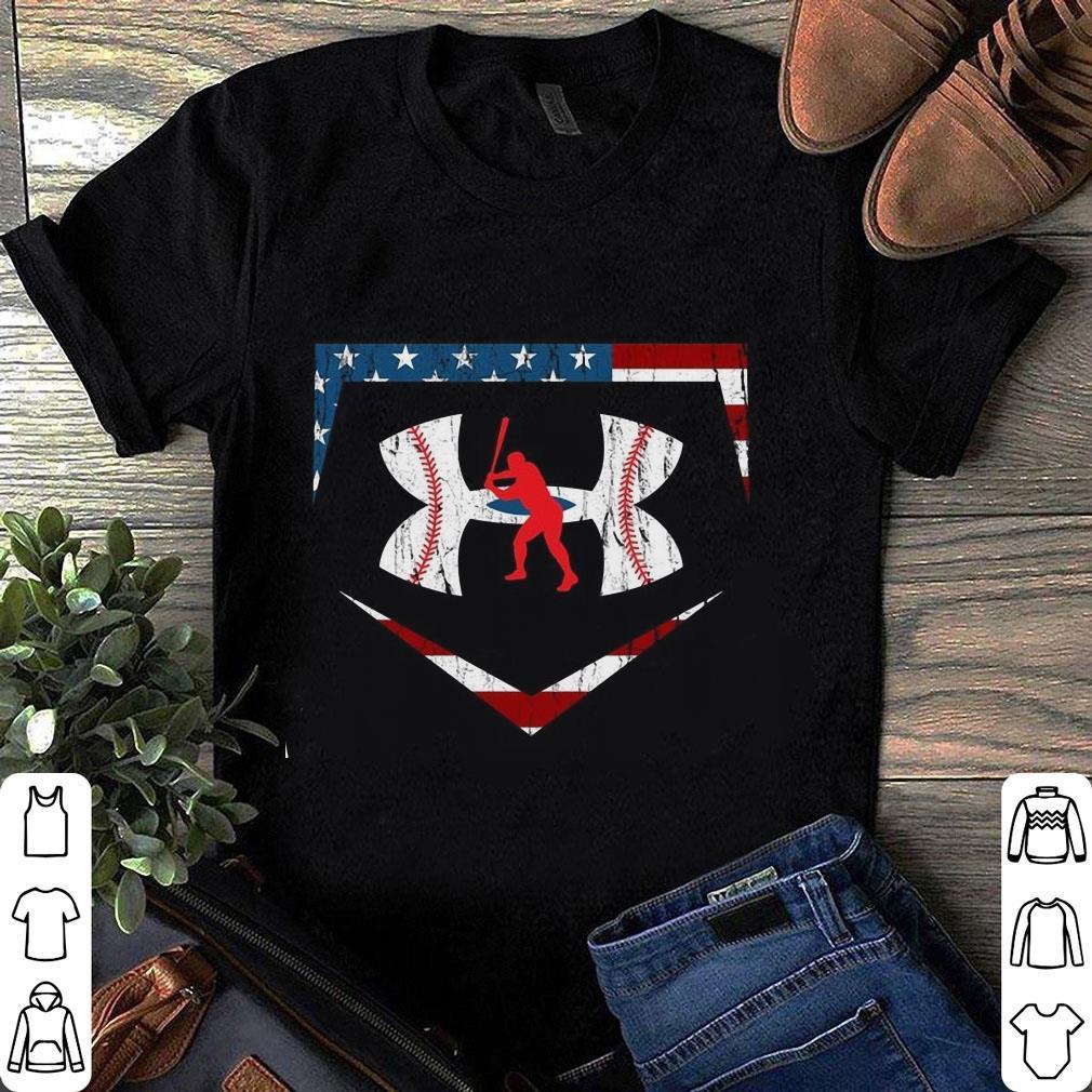 American Baseball Under Armour shirt 1