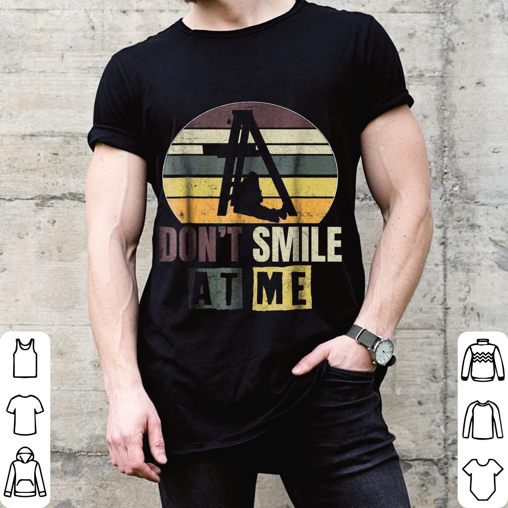 Billie Eilish Don't Smile at Me shirt