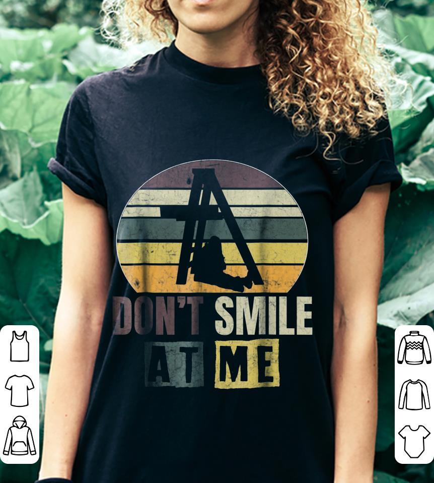 Billie Eilish Don't Smile at Me shirt