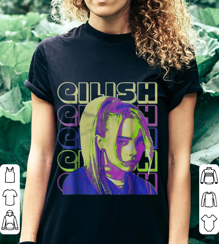 Billie Eilish Fan Lover Graphic shirt
