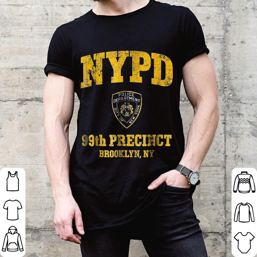 Brooklyn nine-nine Precinct NYPD shirt