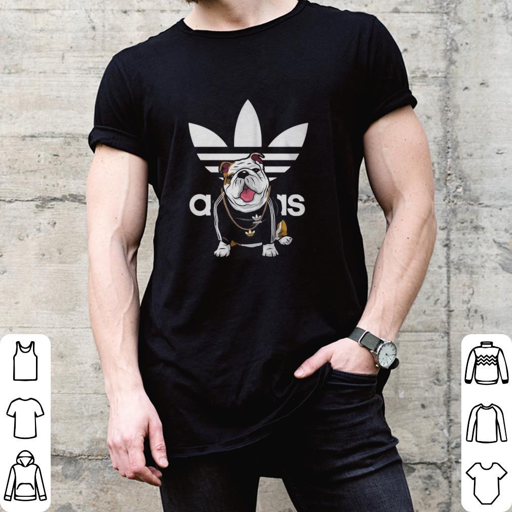 Bulldog Mashup Adidas shirt 2
