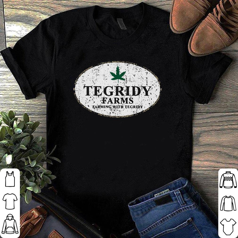 Cannabis Tegridy Farms shirt
