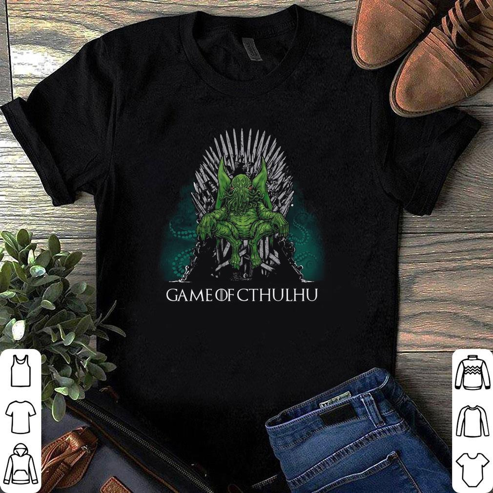 Game Of Cthulhu Call Of Cthulhu shirt 1