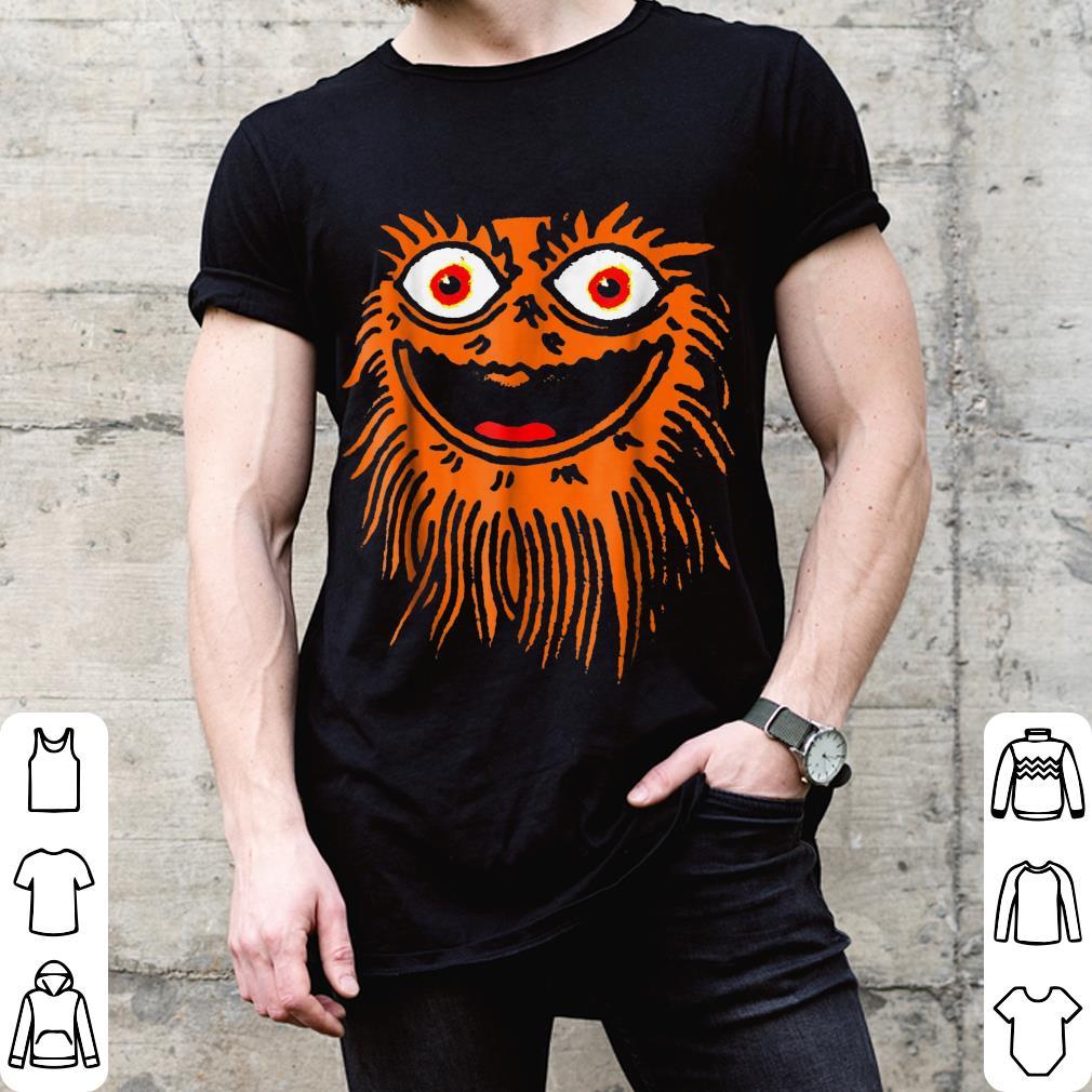 Gritty Mascot Face Sports Team shirt