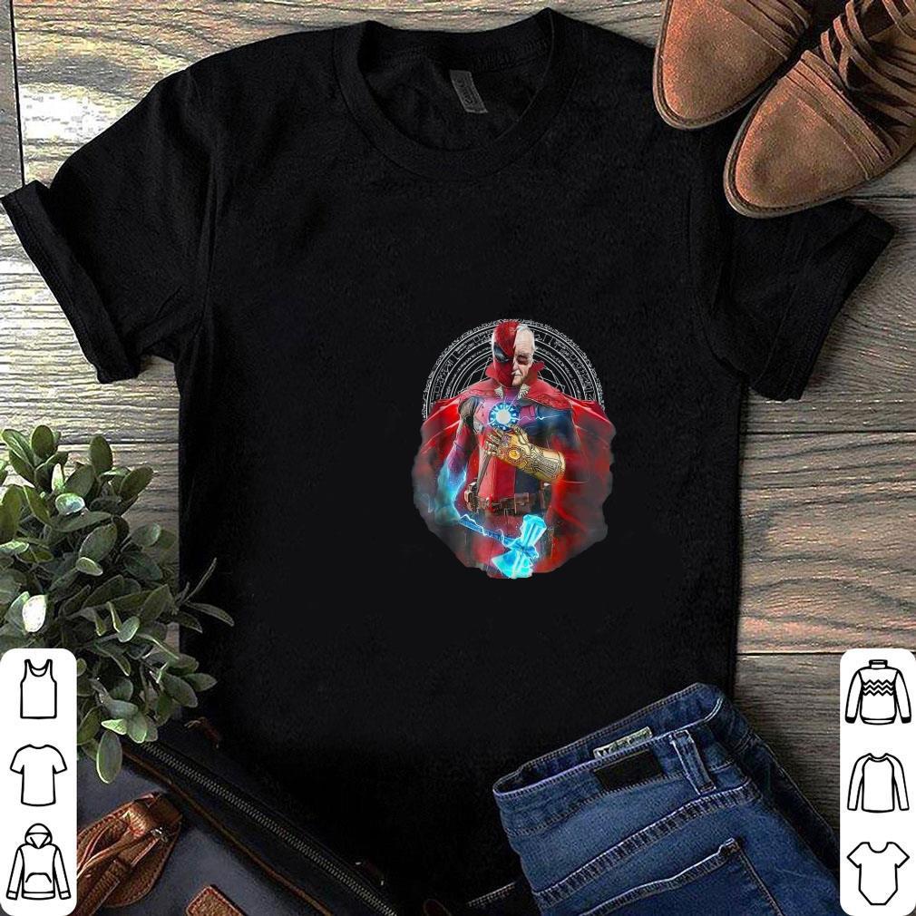 JoJo's Bizarre Adventure Heroes shirt