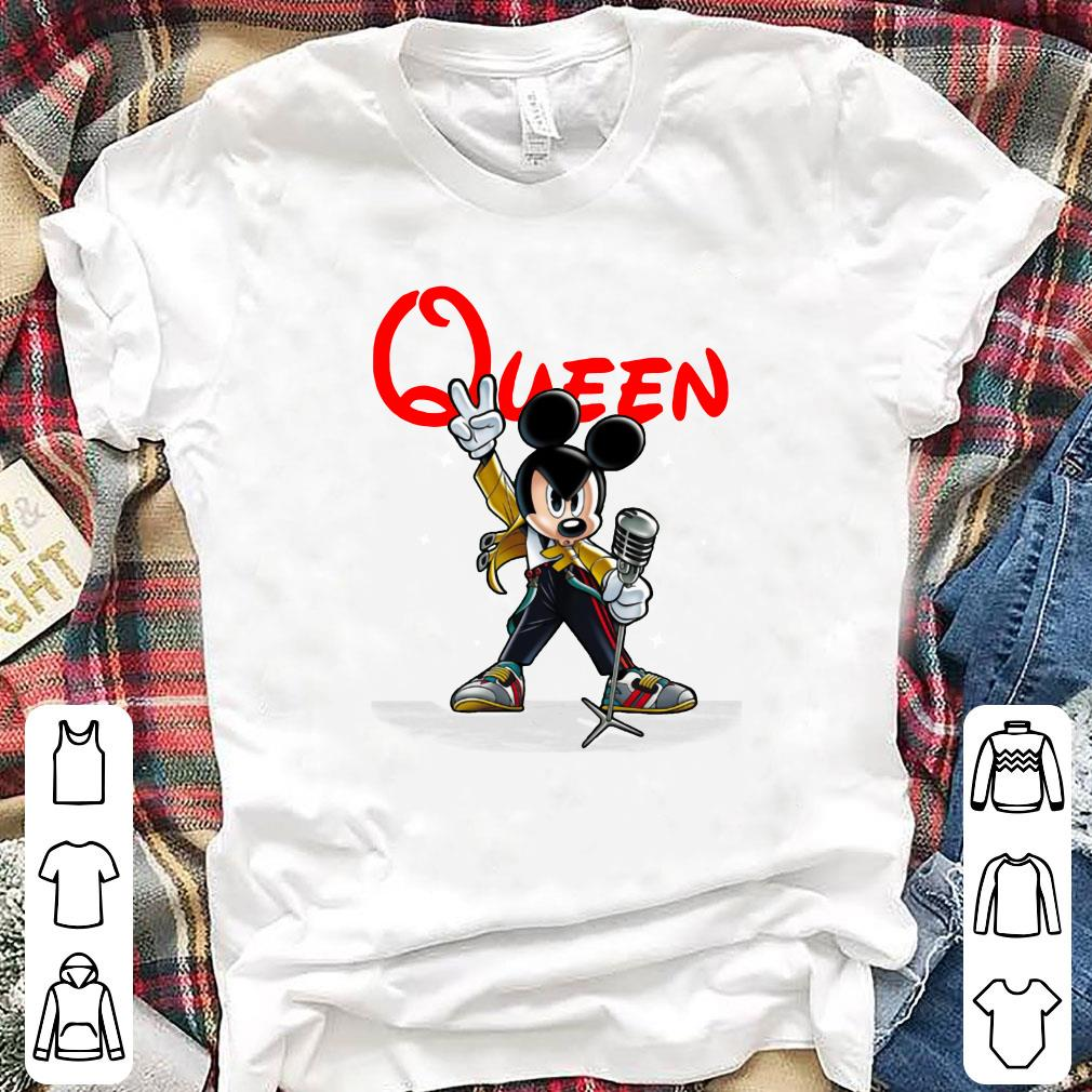 Mickey & Queen shirt