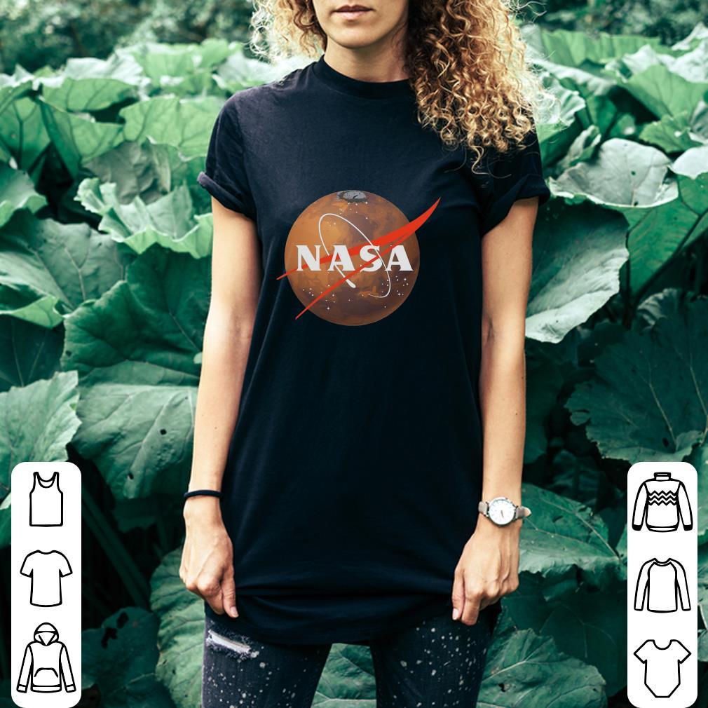 NASA SpaceX shirt 3