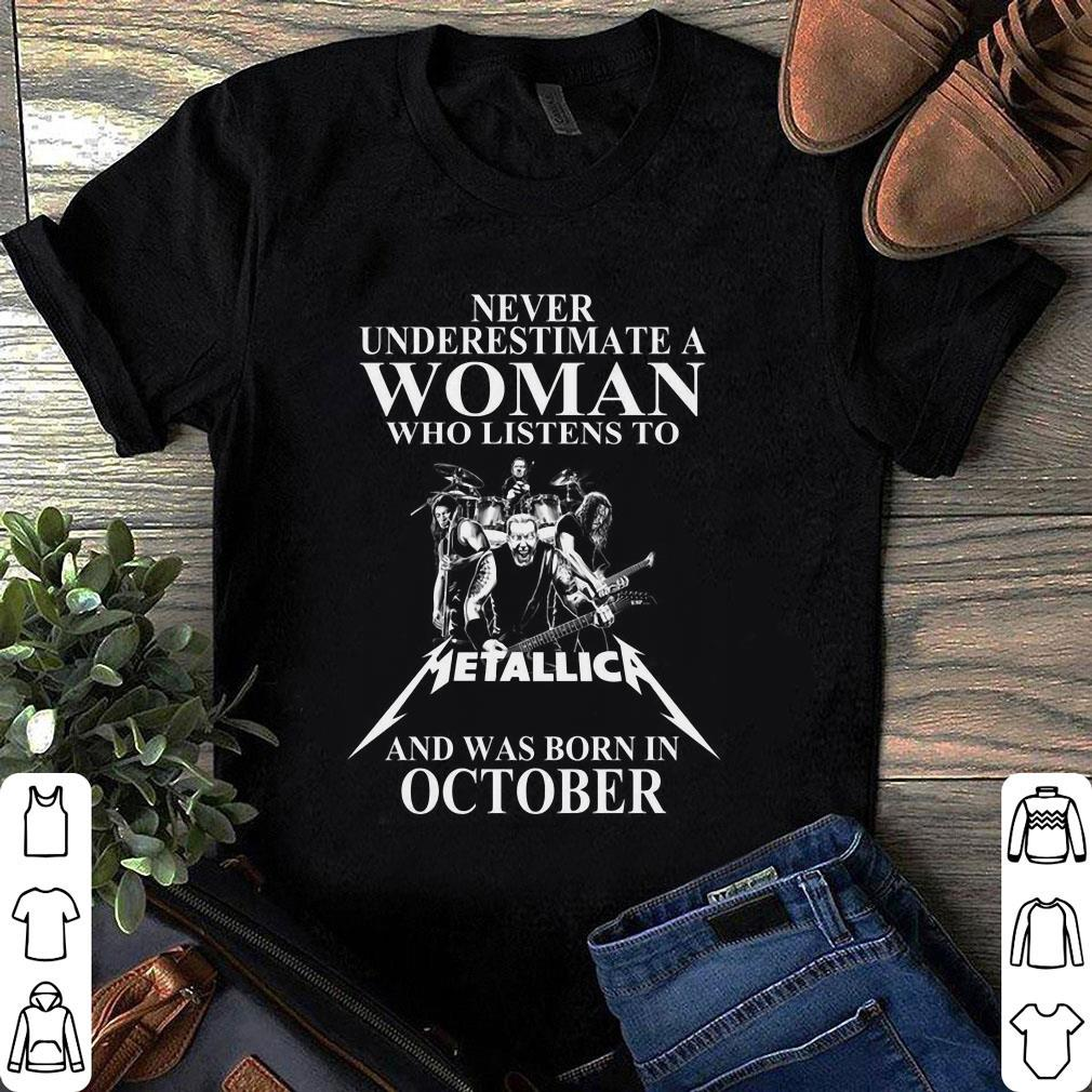 Never Underestimate A Father Who Listens To The Beatles And Was Born In July shirt
