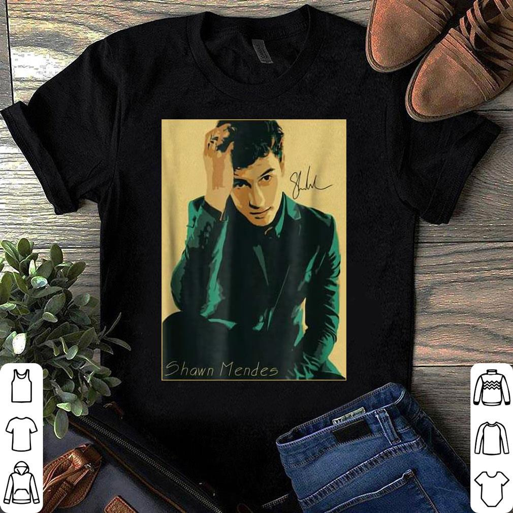 Shawn Mendes Graphic Signature shirt