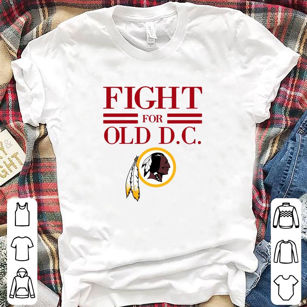 Washington Redskins fight for old DC shirt 1