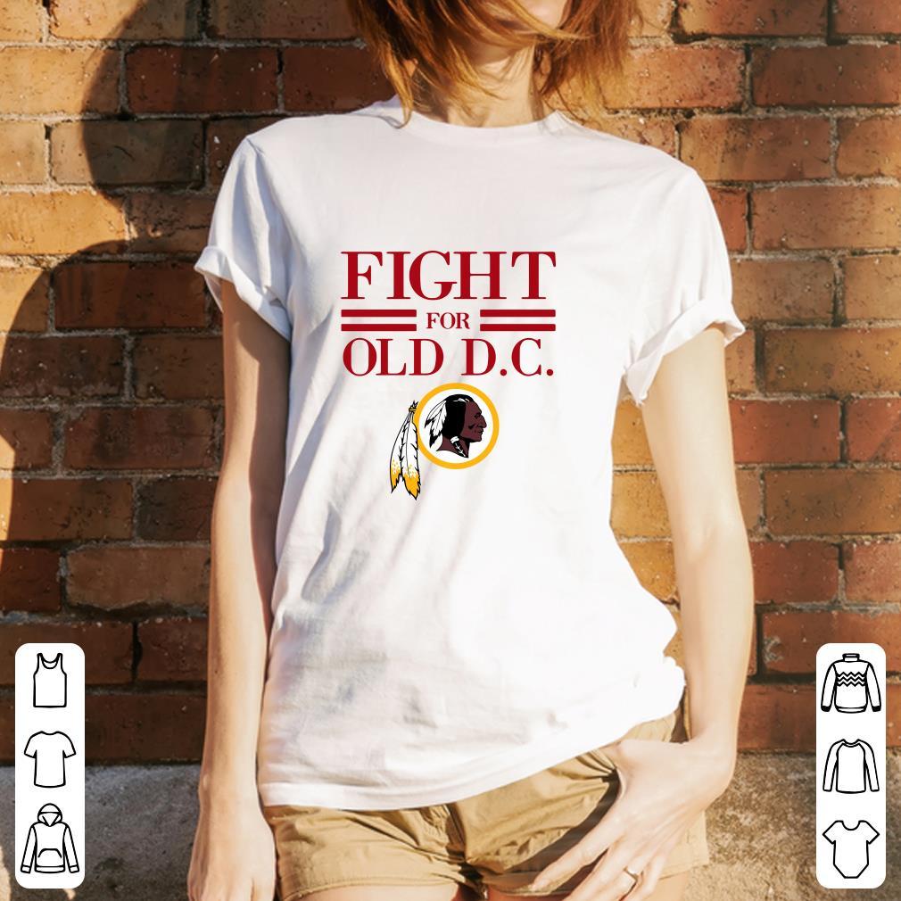 Washington Redskins fight for old DC shirt 3
