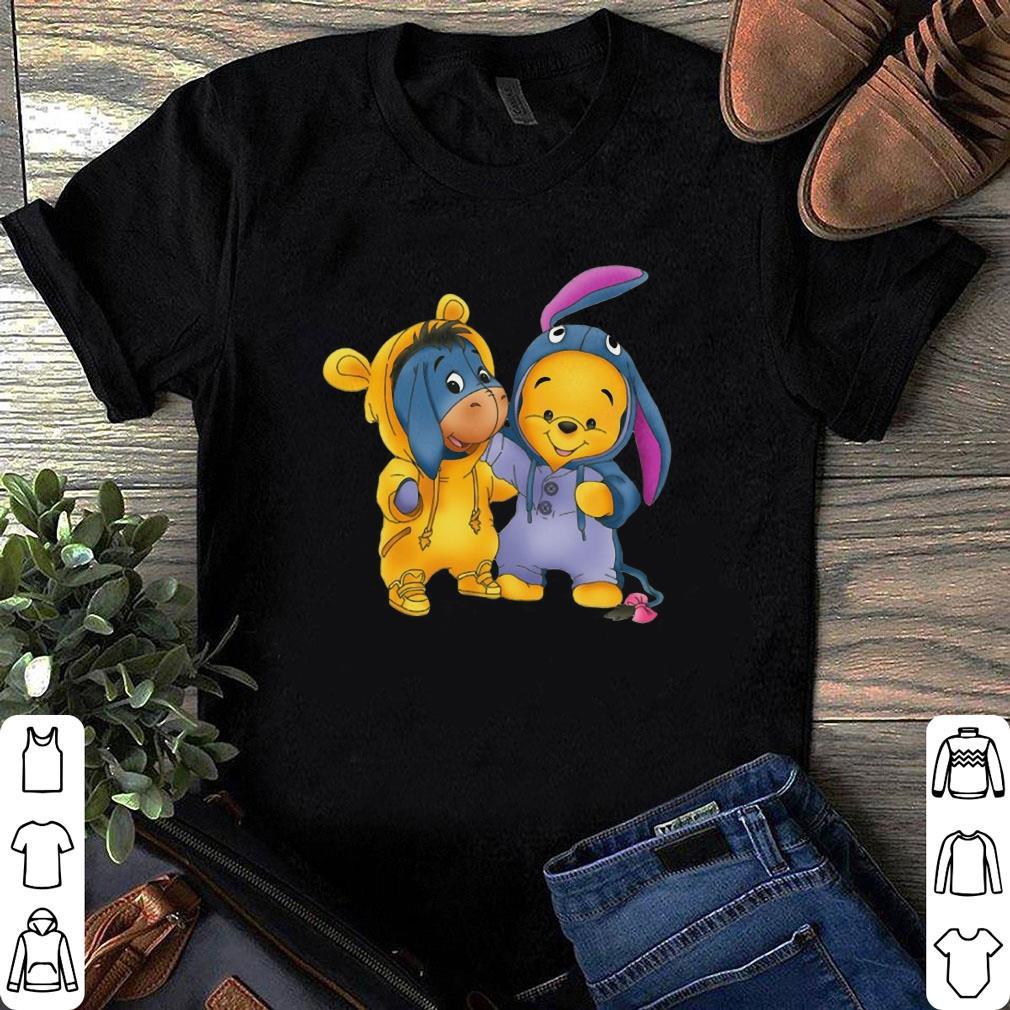 Winnie The Pooh Eeyore And Pooh shirt