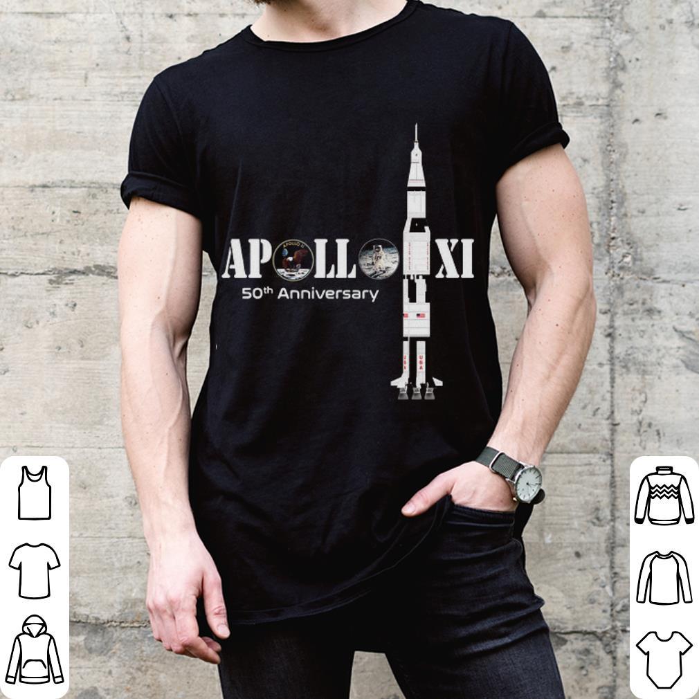 Apollo 11 Moon Landing 50th Anniversary shirt