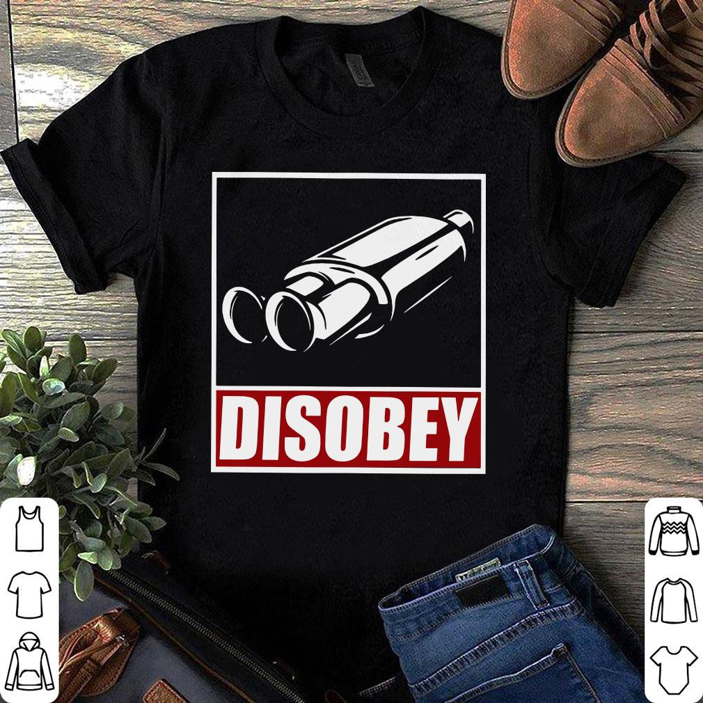 Clarkson Hammond and May disobey shirt
