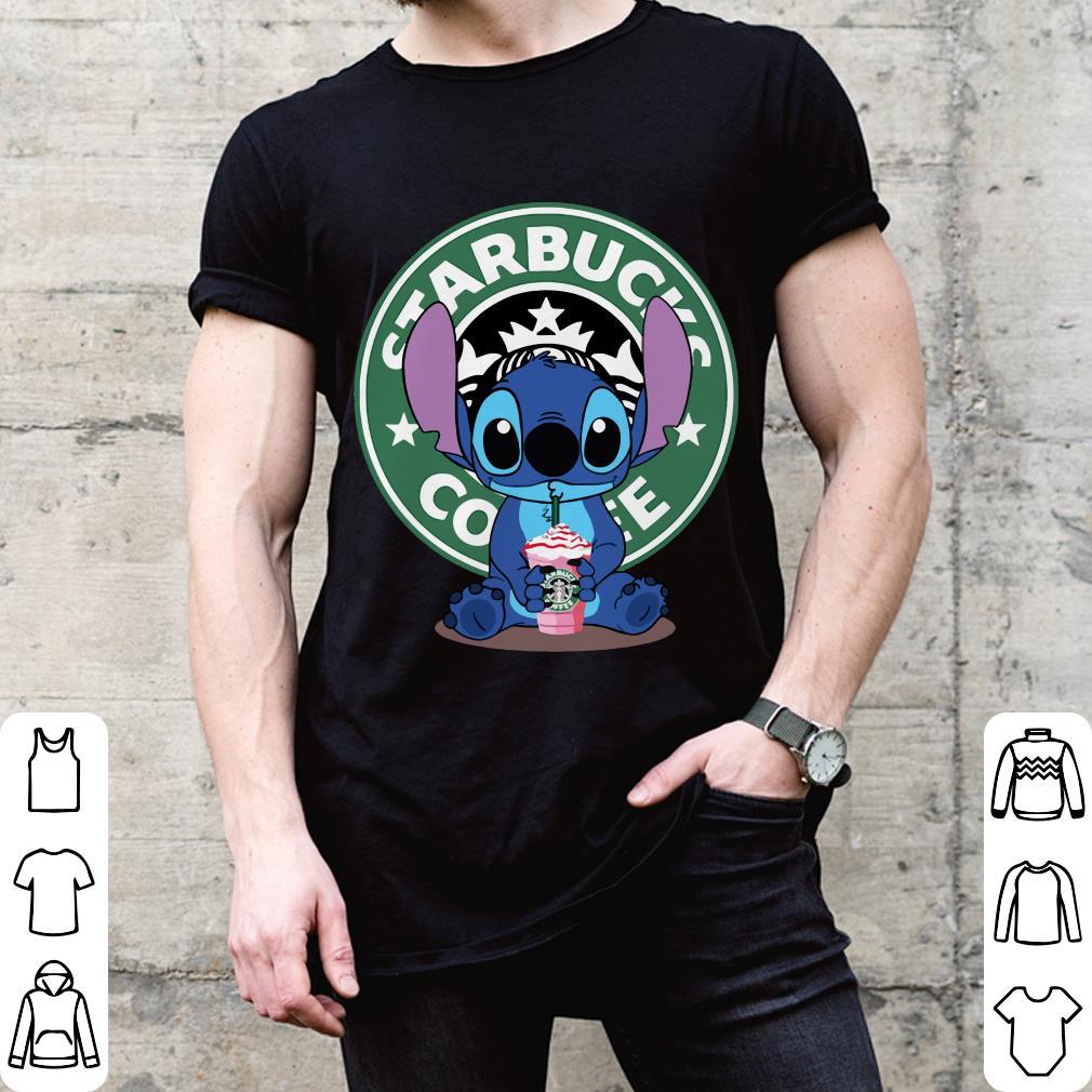 Coffee Stitch and Starbucks shirt