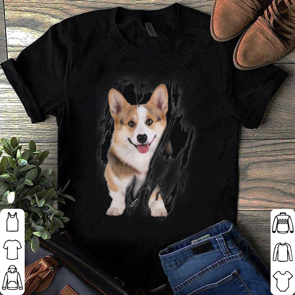 Corgi Inside Me shirt