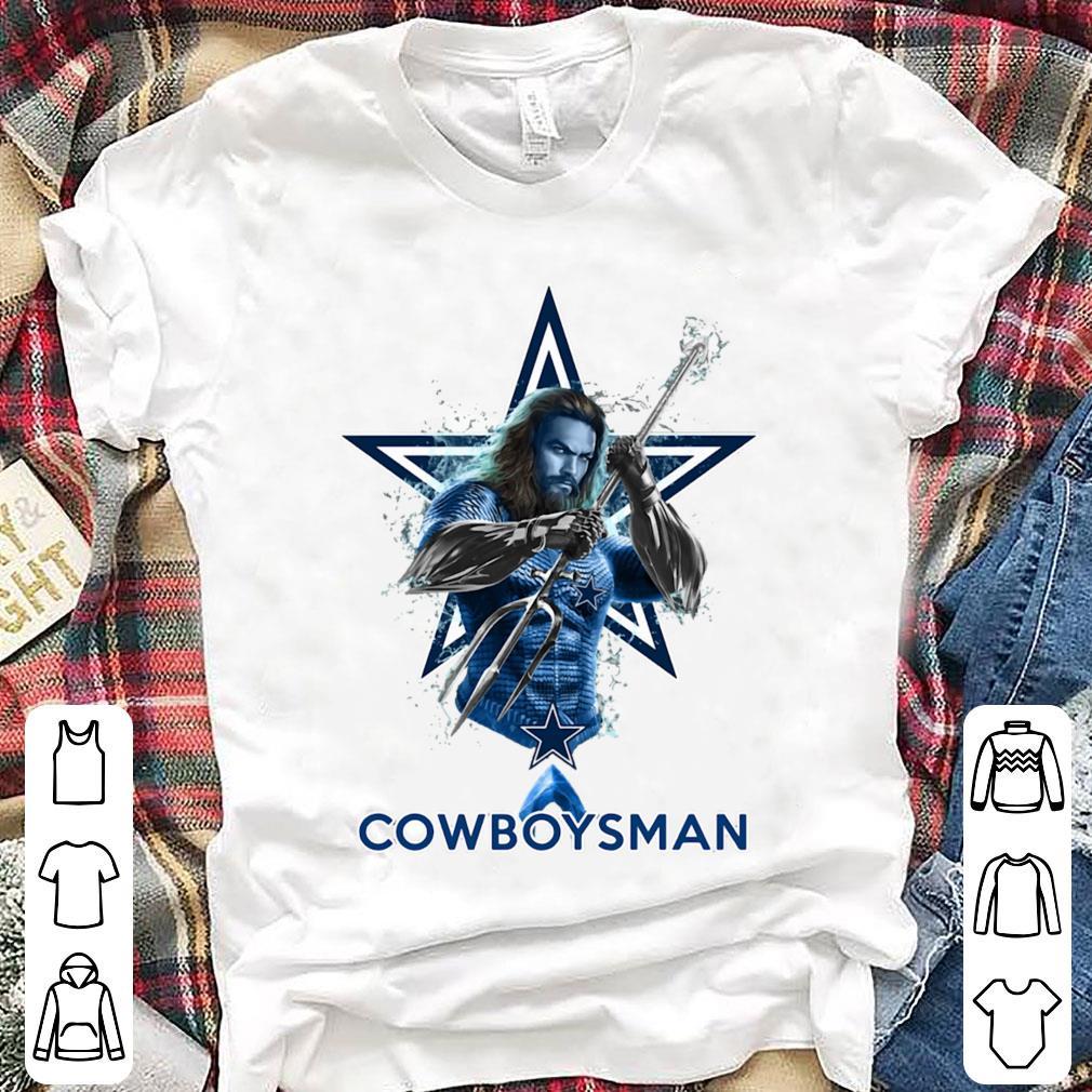 Dallas Cowboys Aquaman Cowboys Man shirt