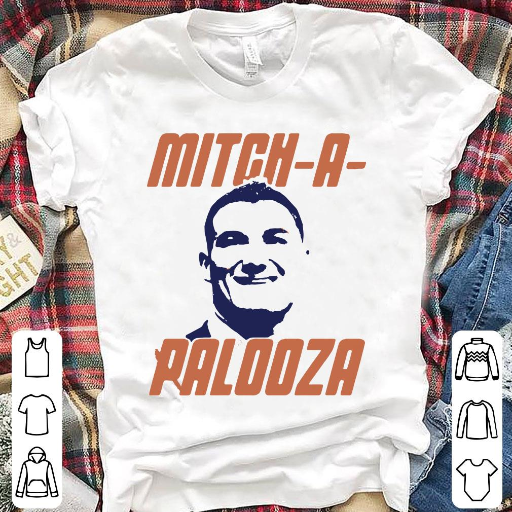 Mitch a Palooza shirt