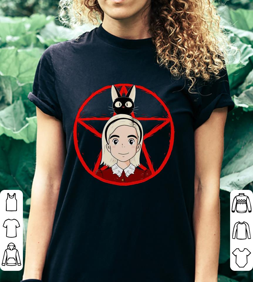 Sabrina Delivery Service shirt