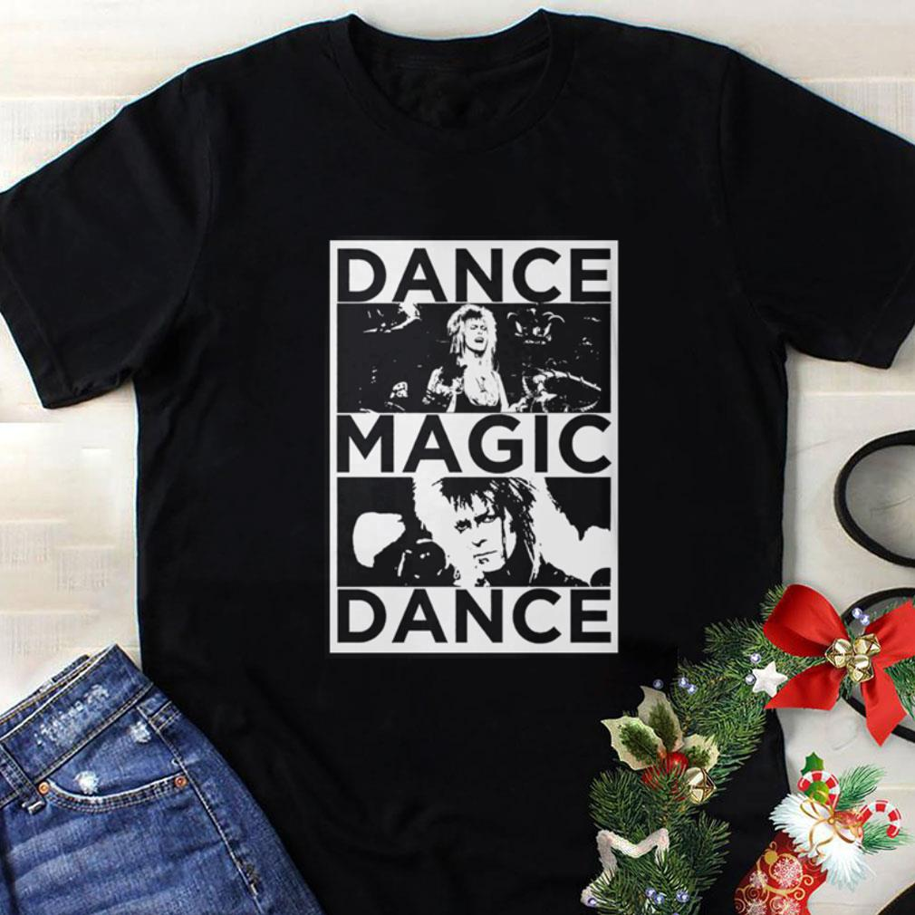 Labyrinth Dance magic dance shirt 1