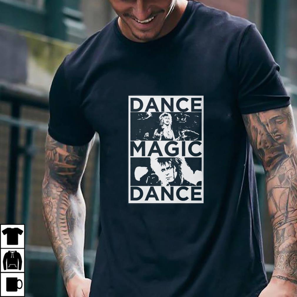 Labyrinth Dance magic dance shirt